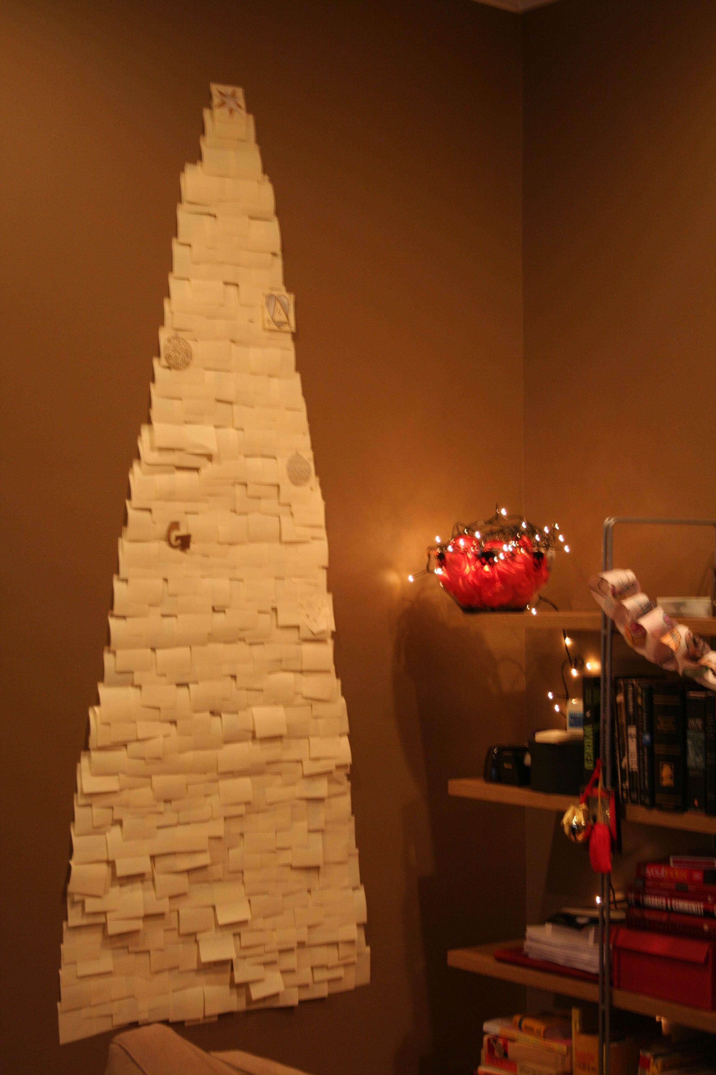 Created: 2D Christmas Tree |